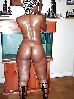 Black Booty Big Tit Ebony