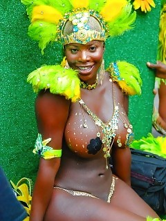Sexy Pretty African Goddess Black Nudes