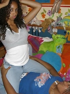 Black Girlfriends Young Ebony Teen