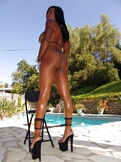 Black Beauties Hairy Ebony Girls