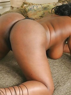 Fatty Black Gfs Ebony Gag