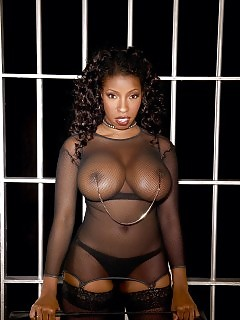 Ebony GF In Nylon Ebony Phat