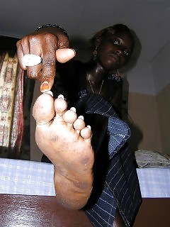 Black Feet Ebony Girl Fuck