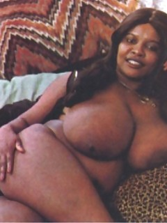 Real Black Moms Ebony Gets
