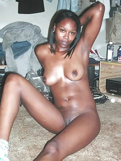 Ebony Glory Ebony Whore Gangbang