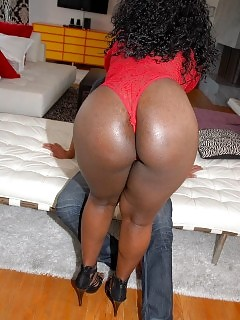 Captivating Black Angel With Giant Round Desirable Ass Rides Dick And Gets Butt Jizzed