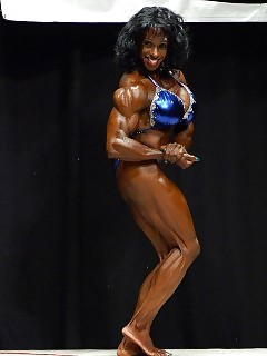 Muscle Black Women Big Black Azz